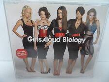 GIRLS ALOUD, Biology, CD SINGLE, BRITISH IMPORT