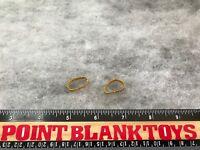DAMTOYS Gold Bracelets GANGSTERS KINGDOM HEART II BENSON 1/6 ACTION FIGURE TOYS