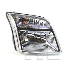 10-13 Ford Transit Connect Passenger Headlight