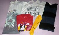 LOT  VETEMENTS  FEMME- PULL-TEE SHIRT-TAILLE 44/46-