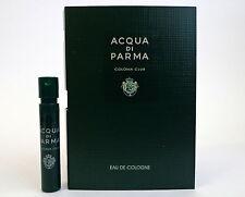 ACQUA DI PARMA COLONIA CLUB Eau De Cologne Men 1.2 ml 0.04 oz SPRAY Sample x1