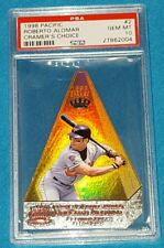 ROBERTO ALOMAR 1998 PACIFIC COLLECTION #2 CRAMER'S CHOICE DIE-CUT RARE PSA 10 +