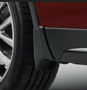 2019-2020 Cadillac XT4 Front & Rear Splash Guards Mud Flaps Genuine GM