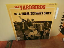 "the yardbirds""over under sideways down""ep7""or.fr.riviera:231196.de1966.languette"