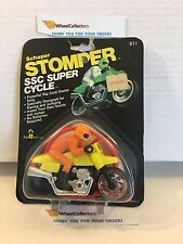 #12 Schaper Stomper SSC Super Cycle * YELLOW * SEALED in Original Package * M3
