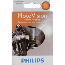 Philips MotoVision Halogen Light Bulb 9003MVS1 for 9003 HB2/H4 12V 67/60W bm