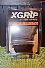X-Grip For Glock Fits G19/23/32 Magazines for use G26/27/33 Pistols