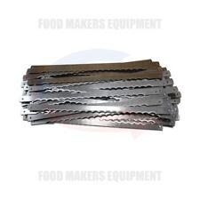 More details for new genuine oem jac bread slicer blades 10mm with pins 27cm