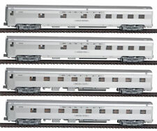 N Gauge - kato Set Super Chief Santa Fe 106-6003 Neu
