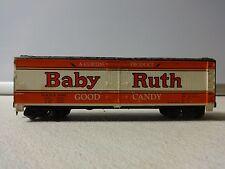 Vintage TYCO N.A.D.X. 5342 Baby Ruth BOX CAR - HO SCALE AB