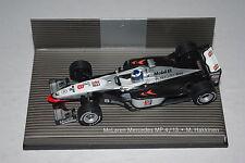 Minichamps F1 1/43 McLaren Mercedes MP4/13 Mika obligaba-edición del distribuidor