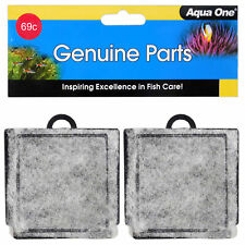 AQUA ONE Aqua Pro 340 Carbon Cartridge - 69C Filter Media Aquarium Fish Tank