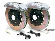 Brembo Front GT Brake 4pot Silver 355x32 Slot Disc F150 Expedition Navigator 2WD