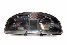 VW Passat 3B B5 1.9 TDI  CLUSTER Tacho instrument speedometer 3b1919860