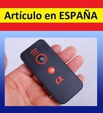 DISPARADOR infrarrojos Camara SONY IR wireless fotos mando distancia Dimage remo