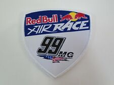 Red Bull Air Race #99 Michael Goulian Collector Pilot Patch 2018 Indy Winner