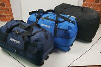 Small Medium Large Foldable Wheeled Luggage Holdall Holiday Travel Cargo Bag