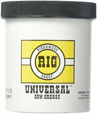 Lubricant Rig Universal Gun Grease Protects Firearms from Rust & Corrosion 12oz