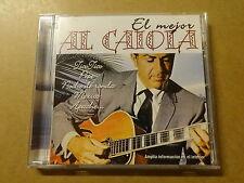CD / AL CAIOLA: EL MEJOR (TICO TICO, PEPE, MEXICO, APACHE,..)