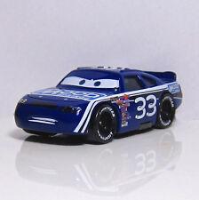 Disney Pixar Cars #33 Racer Mood Springs Chuck Armstrong 1/55 Diecast Auto