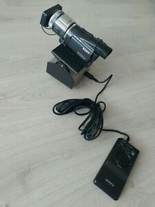 SONY HVR- 200 PAN-TILTER Schwenkkopf für Kameras Fernbedienung - UNBENUTZT OVP
