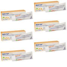 6 x Albrecht Nutri-Cal Paste 120 g Energie und Vitamine für Hunde und Katzen