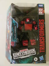 Transformers: Earthrise - War for Cybertron - Cliffjumper - Sealed