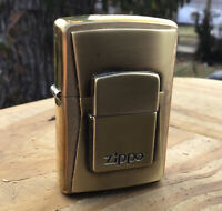 ZIPPO LIMITED EDITION 110/500 TRICK FLAME RARE COLLECTABLE LIGHTER