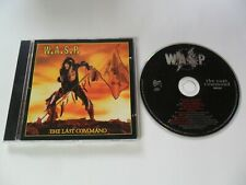 W.A.S.P. - The Last Command (CD 1997)