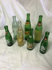 Vintage Large Lot Soda Pop Glass Bottles RARE Hard to Find 1964 1 UCLA Champion