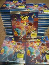Toy Story 4 Blu-ray + Dvd With Slipcover Disney