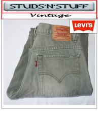 """VINTAGE LEVIS 577'S LOOSE FIT JEANS W32"""" L32"""" APROX SIZE UK 12  ( T415 )"""