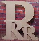 Wooden any letters Made from MDF-Hand made-Ready to Decorate,Names,Signs-Georgia