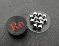 Rhenium metal (solid 1g pellet)