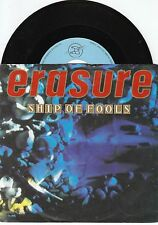 ERASURE Ship Of Fools 45