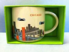 Starbucks Chicago You Are Here Collection 14 Ounce City Mug