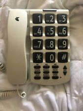 Telstra Big Button Corded Phone