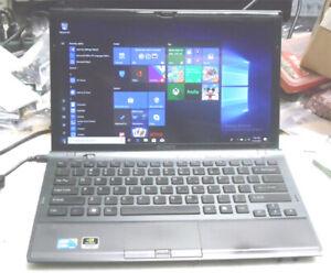 Sony Vaio VPCZ1 Laptop N4- 256GB SSD, 4GB RAM, Intel i5-CPU,2.53G 1600x900