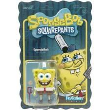 Spongebob Squarepants Super 7 ReAction Action Figure New