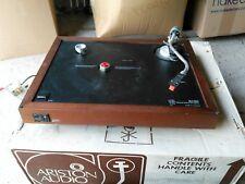 Ariston Audio RD80 Vintage Turntable with Linn tonearm