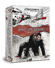 Worst Case Scenario With Bear Grylls Triple Pack [DVD], Very Good DVD, ,