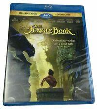 Disney The Jungle Book 2016 Live Action Blu-Ray DVD Digital HD Copy Region Free