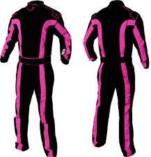 K1 - TR2 SFI-1 Auto Racing Suit - Nomex Style SFI - Girls & Womens Pink & Purple