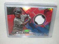 Rafael Devers * 2019 Topps Fire * Fire Relics * Boston Red Sox