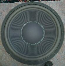 "TAD 15"" Alnico (MATCHED PAIR) HIGH-END Woofers Mid Bass"