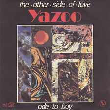 """Yazoo 7"""" The Other Side Of Love - France (EX+/EX)"""