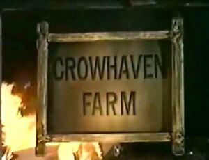 Crowhaven Fram - 1970 Stars: Hope Lange, Lloyd Bochner (UK/Euro disc)