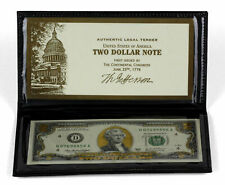 Michigan $2 Bill Authentic Legal Tender World Reserve Monetary Exchange