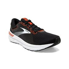 BROOKS TRANSCEND 7 Scarpe Running Uomo Cushion Support BLACK RED 110331 043