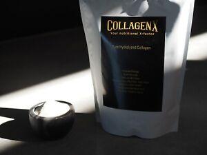 Collagen Powder, Pure Hydrolysed GrassFed.Halal/Kosher 500g 100%Australian owned